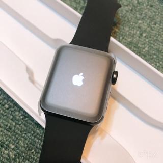 アップルウォッチ(Apple Watch)の【新品】Apple Watch series 3 GPSモデル(腕時計(デジタル))