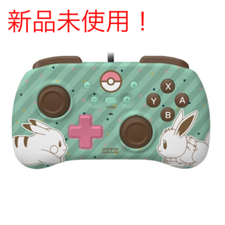Nintendo Switch - 【新品未使用】ホリパッドミニ ピカチュウ&イーブイ