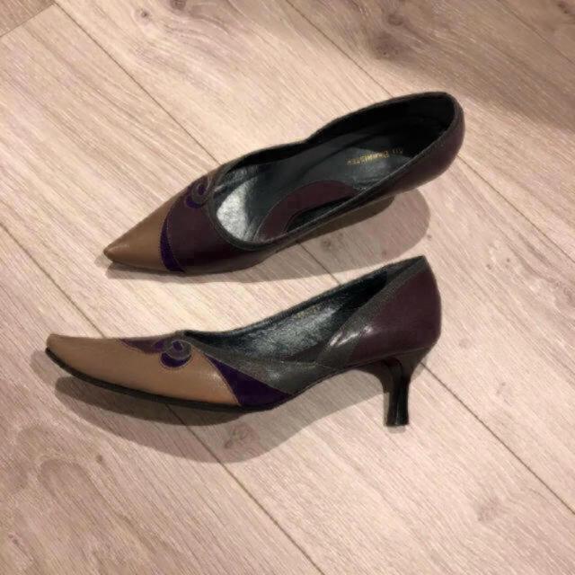 AU BANNISTER(オゥバニスター)のオーバニスター パンプス レディースの靴/シューズ(ハイヒール/パンプス)の商品写真