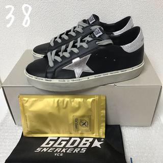 GOLDEN GOOSE - 完売★今季新品 GOLDEN GOOSE ゴールデングース HI STAR 黒