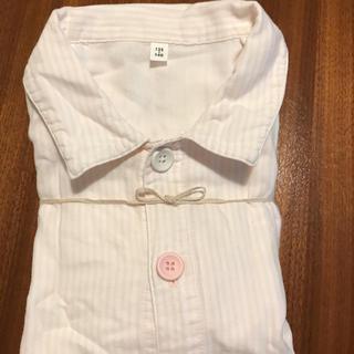 ムジルシリョウヒン(MUJI (無印良品))の-hiro様専用-  こどもパジャマ 長袖 125-140 (パジャマ)