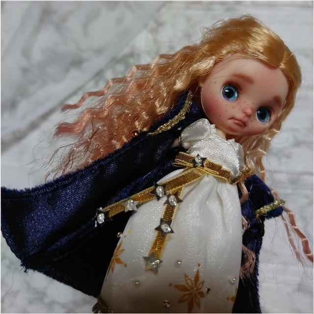 Takara Tomy(タカラトミー)のプチブライス カスタムプチブライス アンジェリカイヴ ブライス cwc限定 エンタメ/ホビーのおもちゃ/ぬいぐるみ(その他)の商品写真