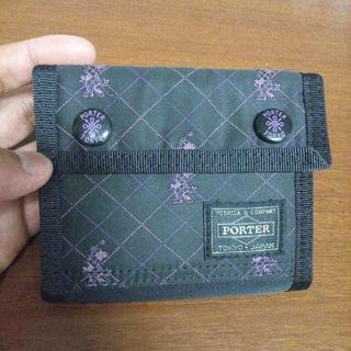 ポーター(PORTER)のPORTER  財布 未使用品!(財布)
