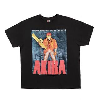 80s 90s AKIRA Tシャツ 金田 USA製 L ヴィンテージ アキラL