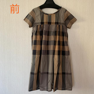 BURBERRY - BURBERRY CHILDREN / バーバリー 14Y