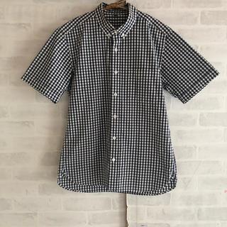 ムジルシリョウヒン(MUJI (無印良品))の無印 MUJI ギンガムチェックシャツ メンズM(シャツ)
