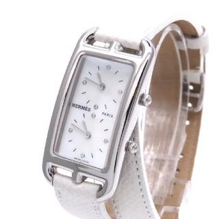 Hermes - 【HERMES】エルメス腕時計 'ドゥゾーン' ダイヤモンド ☆極美美☆