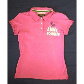 アバクロンビーアンドフィッチ(Abercrombie&Fitch)の【お値引】アバクロンビー&フィッチ ポロシャツ レディース Lサイズ(ポロシャツ)