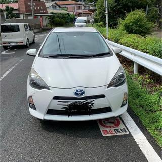 トヨタ(トヨタ)のアクア低走行車 コミコミ価格!(車体)