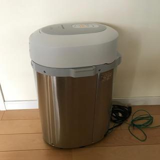 パナソニック(Panasonic)のPanasonic 家庭用生ごみ処理機 MS-N53 生ごみリサイクラー(生ごみ処理機)
