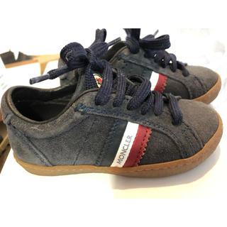 モンクレール(MONCLER)のモンクレール 靴 キッズ(スニーカー)