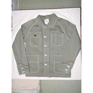 【衣類】 CORISCO コリスコ カバーオール シャツ コート(カバーオール)