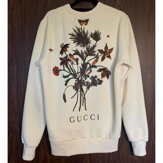 グッチ(Gucci)のGUCCI/正規/トレーナー/パーカー/新品/未使用(パーカー)