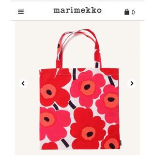 marimekko - マリメッコ Pieni Unikko ピエニ ウニッコ ファブリックバッグ