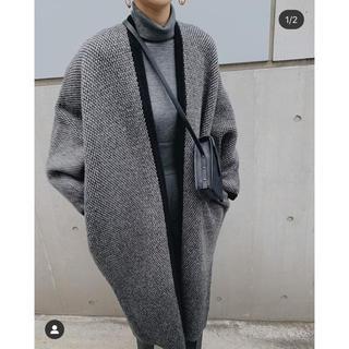Shel'tter ORIGINAL - RIM.ARK jacquard knit covered gown