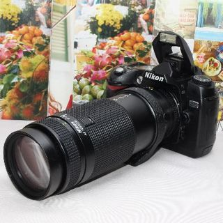 Nikon - ❤️皆んな憧れの300mm超望遠の世界へようこそ❤️Nikon D70❤️