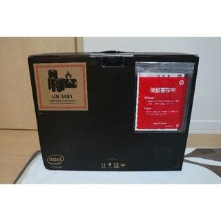 ヒューレットパッカード(HP)のHP Spectre x360 4Kタッチ i7 16G SSD1TB  新品(ノートPC)