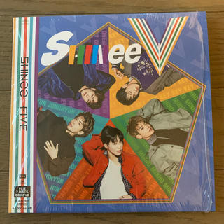 SHINee - SHINee FIVE FC限定盤