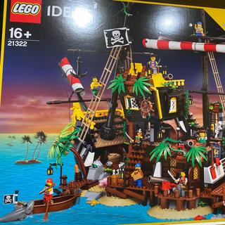 Lego - レゴ 21322 赤ひげ海賊