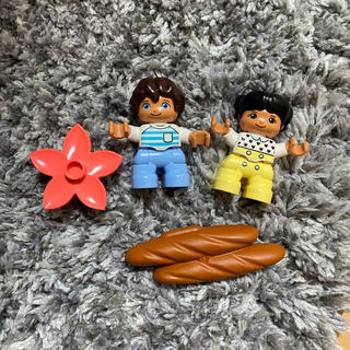 レゴ(Lego)のレゴ デュプロ 正規品 ミニフィグ パーツ(知育玩具)