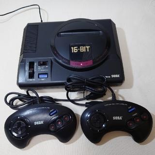 セガ(SEGA)のメガドライブ 16ビット(家庭用ゲーム機本体)