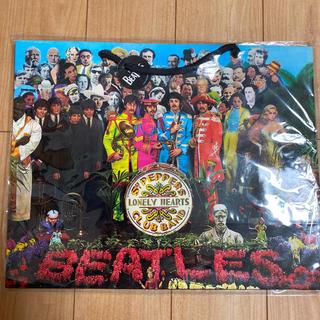 Sgt Pepper BEATBAG01L ビートルズ 紙 カバン(ミュージシャン)