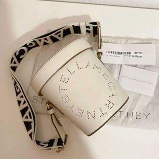 Stella McCartney - 新作 ステラロゴ バケット バケツバッグショルダー