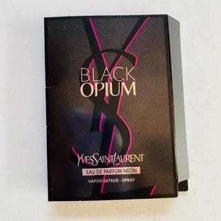 Yves Saint Laurent Beaute - 新品 イヴサンローラン ブラックオピウム ネオン オードパルファム 1.2ml