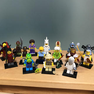 LEGO レゴ ミニフィグ シリーズ13