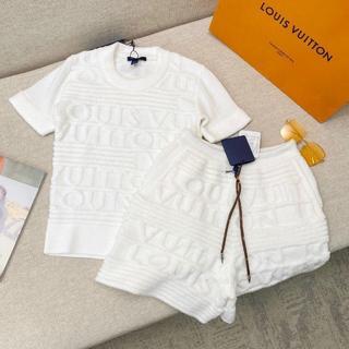 ルイヴィトン(LOUIS VUITTON)のLouis Vuitton★ソフトウール ニット Tシャツ(ニット/セーター)