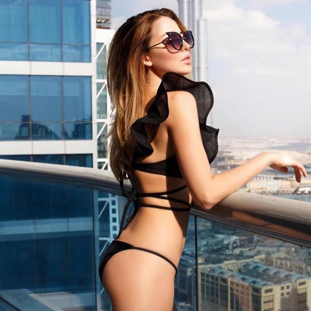 Victoria's Secret(ヴィクトリアズシークレット)のビキニ🖤 レディースの水着/浴衣(水着)の商品写真