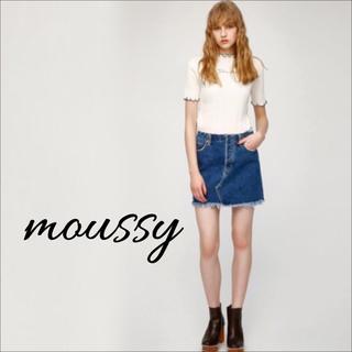 moussy - moussy デニム スカート♡スライ JEANASIS エゴイスト ムルーア