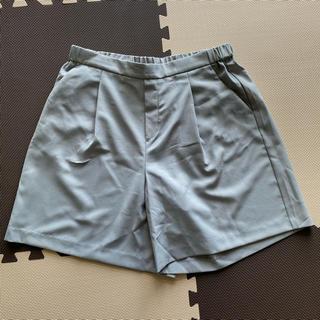 【未着用】【UNIQLO】膝上パンツ