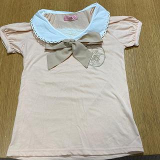 アンクルージュ(Ank Rouge)の襟付きTシャツ(Tシャツ(半袖/袖なし))