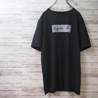 agnes b. - agnes b. homme ボックスロゴTシャツ SBM1 TS