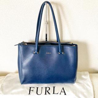 フルラ(Furla)のFURLA 本革ショルダーバッグ A4(ショルダーバッグ)