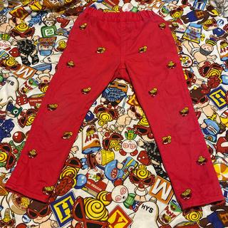 HYSTERIC MINI - ヒステリックミニ 刺繍パンツ
