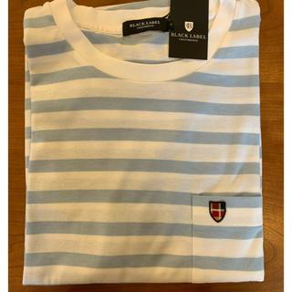 ブラックレーベルクレストブリッジ(BLACK LABEL CRESTBRIDGE)の新品未使用 ブラックレーベル 半袖Tシャツ(Tシャツ/カットソー(半袖/袖なし))