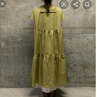 SM2 - ★お値下げ★SM2 刺繍セーラーワンピース