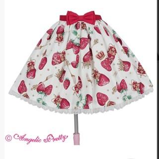 Angelic Pretty - Royal Crown Strawberry SK 白