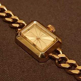 アッシュペーフランス(H.P.FRANCE)のinduna インデュナ etoile 腕時計 チェーンウォッチ ドレスウォッチ(腕時計)