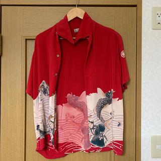 ドゥニーム(DENIME)のDENIME アロハシャツ 貴重な和柄(シャツ)