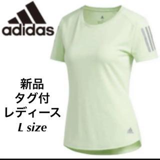 adidas - 新品 アディダス  ランニング  Tシャツ L