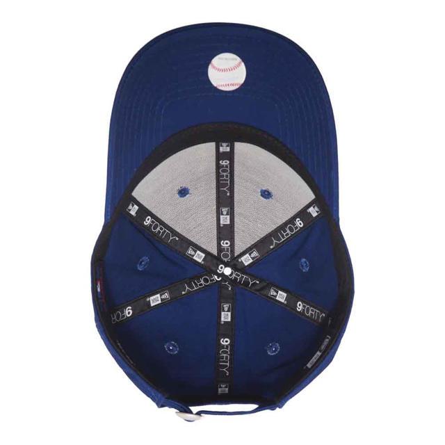 NEW ERA(ニューエラー)のニューエラ キャップ LA ドジャース ブルー 青 メンズの帽子(キャップ)の商品写真