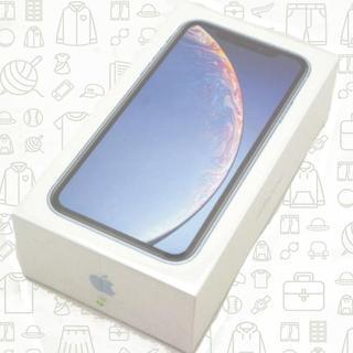アイフォーン(iPhone)の【S】iPhoneXR/128/SIMフリー(スマートフォン本体)