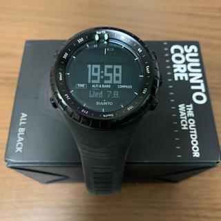 スント(SUUNTO)のSUUNTO スント コア 時計(腕時計(デジタル))