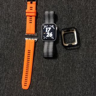 アップルウォッチ(Apple Watch)のapple watch series 4 44mm nike+(その他)