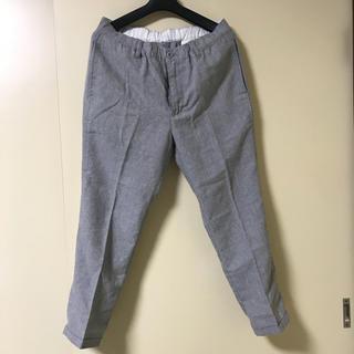 ハレ(HARE)のHARE ハレ パンツ スラックス グレー Mサイズ メンズ(スラックス)