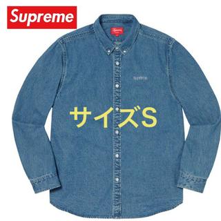 シュプリーム(Supreme)の  supreme Denim shirt デニムシャツサイズS(シャツ)