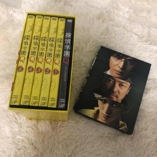 ヘイセイジャンプ(Hey! Say! JUMP)の最終値下げ 探偵学園Q DVD-BOX グラスホッパーまとめ売り(TVドラマ)